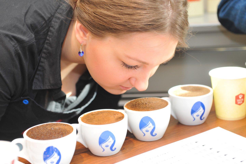 Baltarusija uždraudė prekiauti kai kuriomis kavos rūšimis.<br>T.Bauro asociatyvi nuotr.