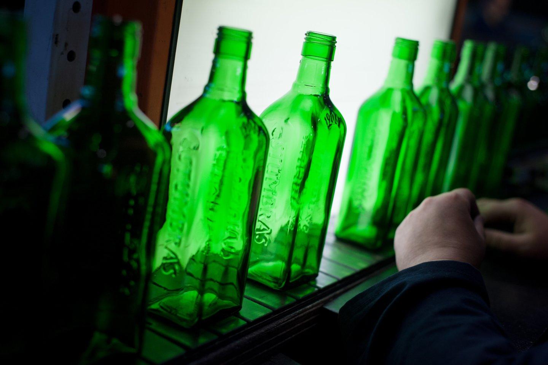 Alkoholio prekybos apribojimai, įvesti valstiečių Vyriausybė, atsidūrė po klaustuku: Seime ruošiami projektai juos pakeisti.<br>J.Stacevičiaus nuotr.