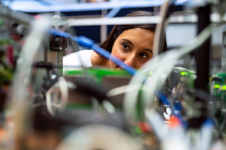 Ką veikia XXI amžiaus inžinieriai?<br>Unsplash.com asociatyvi nuotr.