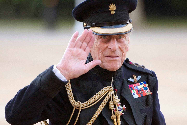 Princas Philipas.<br>Scanpix nuotr.