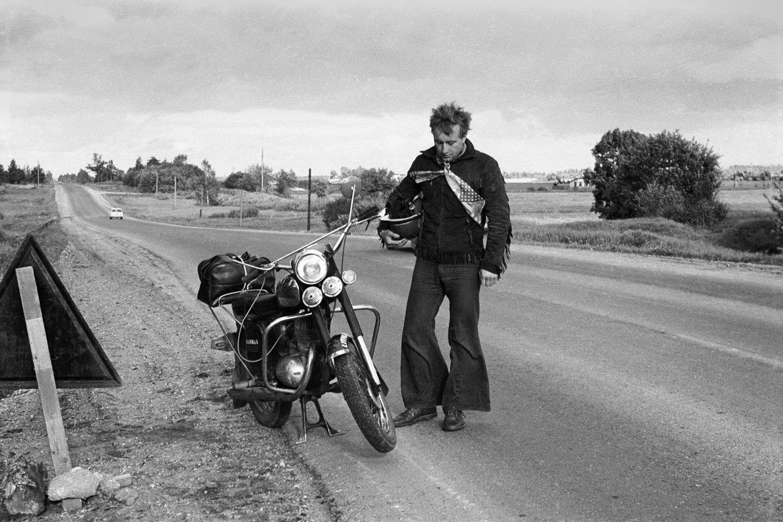Kelionė prie jūros, 1972 m.<br>R.Požerskio nuotr.
