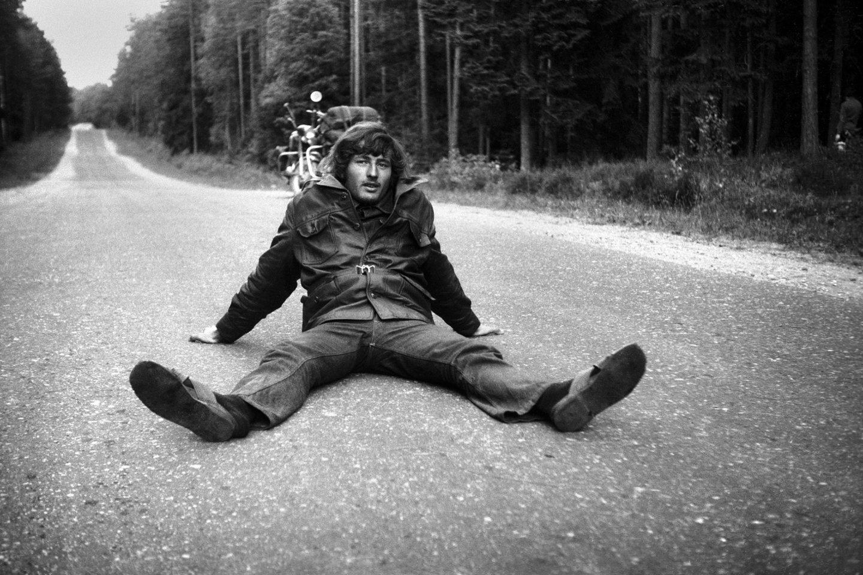 Kelyje, 1973 m.<br>R.Požerskio nuotr.