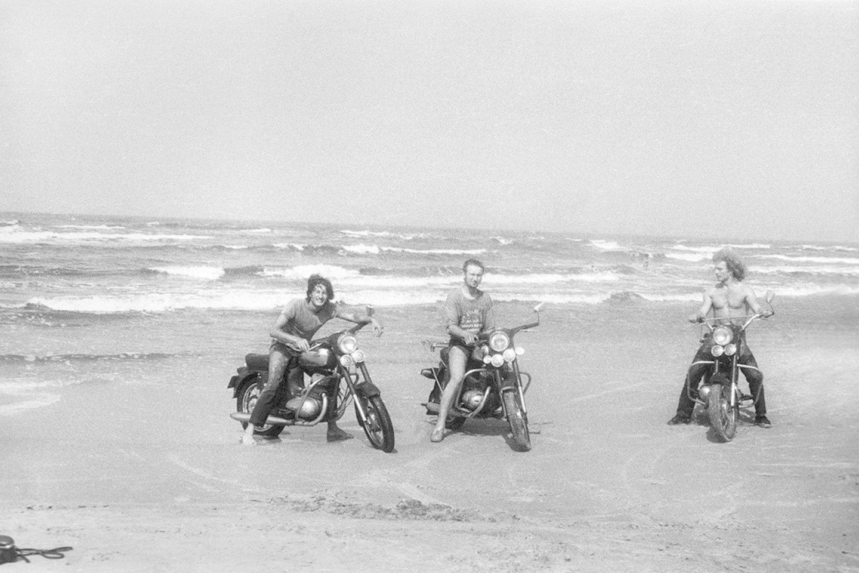 Kelionė prie jūros, 1972 m.