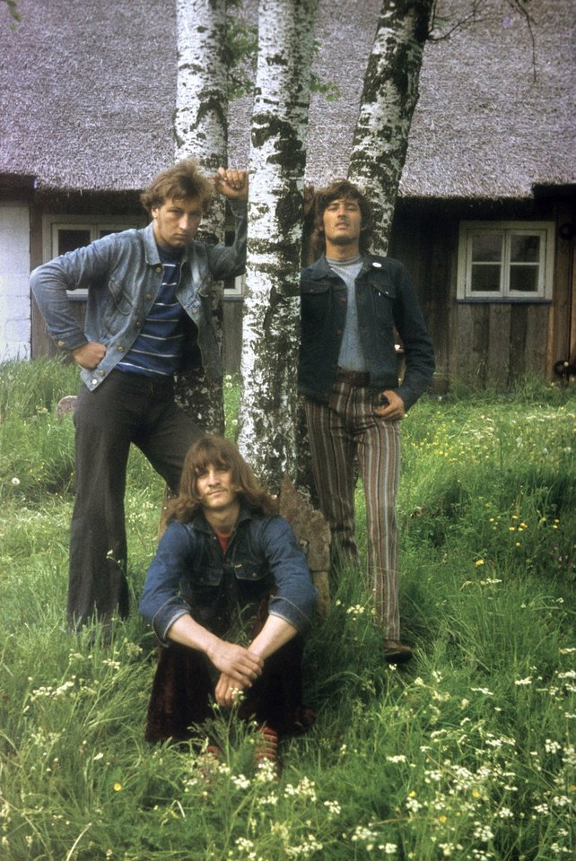 Vasara, 1973 m.<br>R.Požerskio nuotr.
