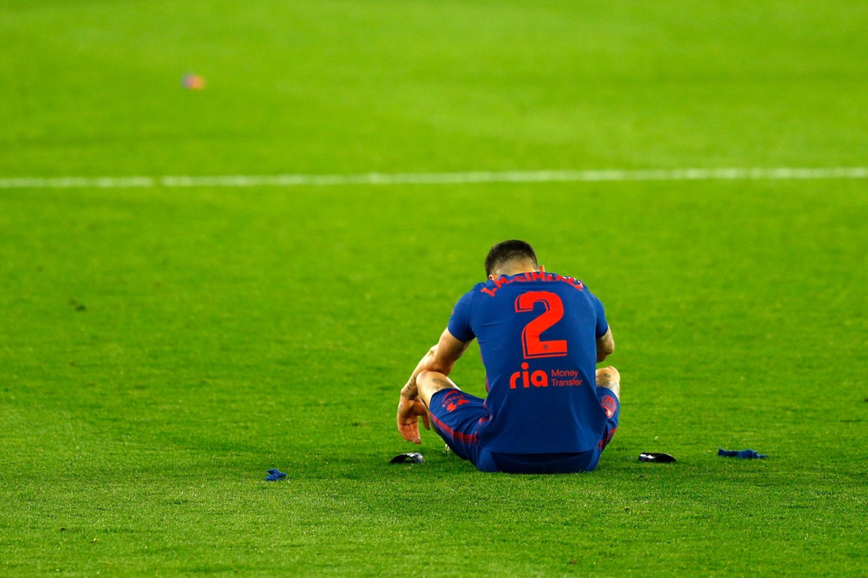 """Atletico"" sužaidė lygiosiomis.<br>Reuters/Scanpix nuotr."