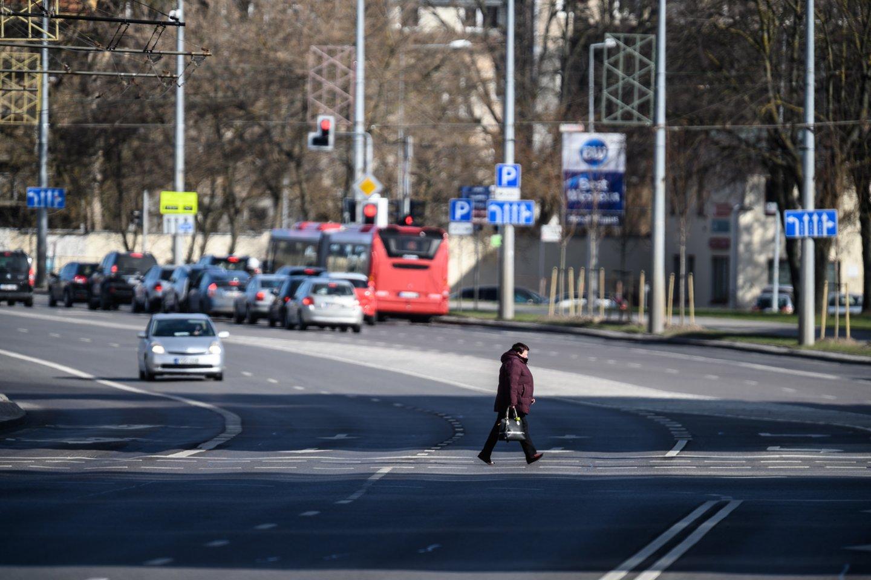 Seimas pritarė Saugaus eismo automobilių keliais įstatymo ir Administracinių nusižengimų kodekso pataisoms.<br>V.Skaraičio nuotr.