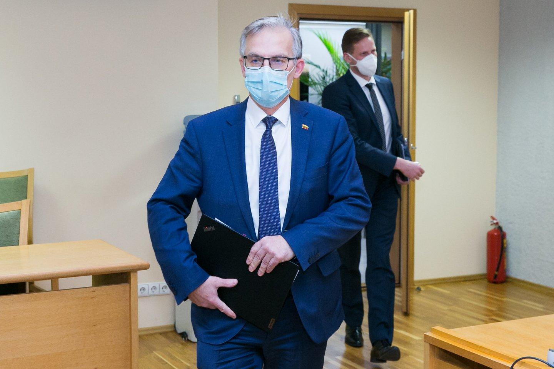 Julius Sabatauskas.<br>T.Bauro nuotr.