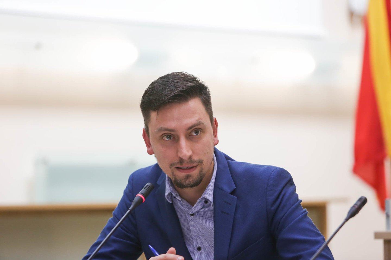 Vytautas Mikaitis.<br>G.Bitvinsko nuotr.