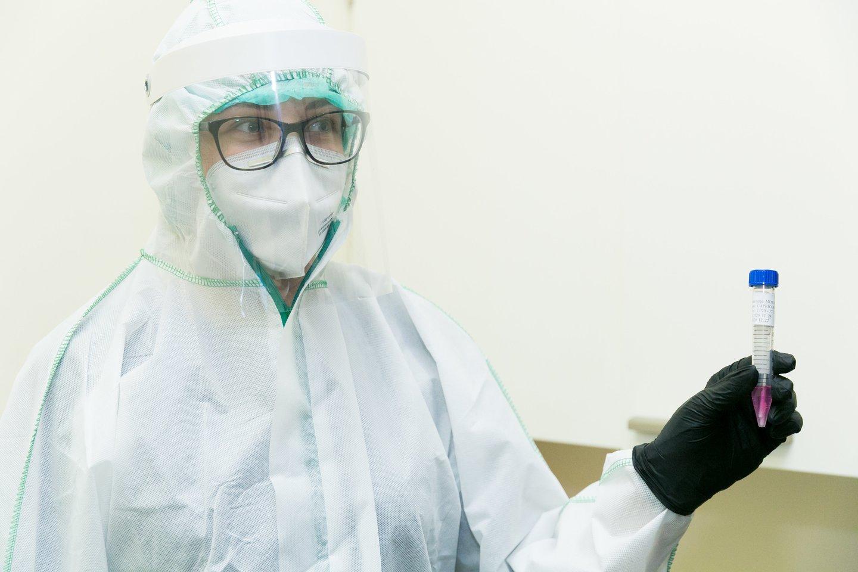 Koronaviruso pažabojimui medicinos sektoriui dar reikia 280 mln. eurų.<br>T.Bauro nuotr.