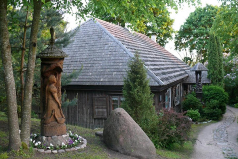 Vilkijos A. ir J.Juškų muziejus.<br>Archyvo nuotr.