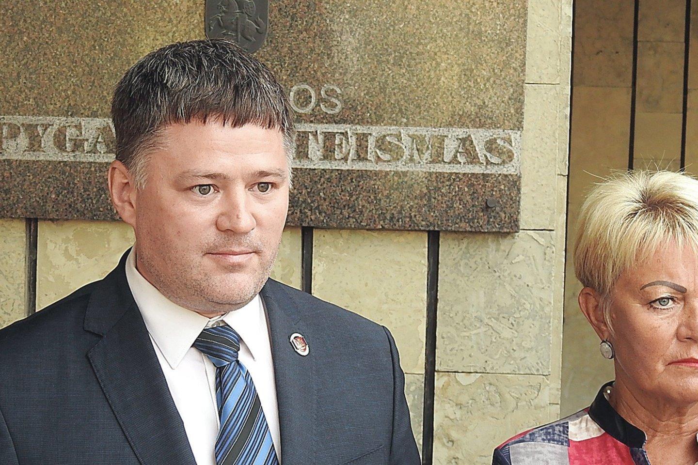 E.Andrejeva teisme neigė kaltę.<br>A.Pilaitienės nuotr.