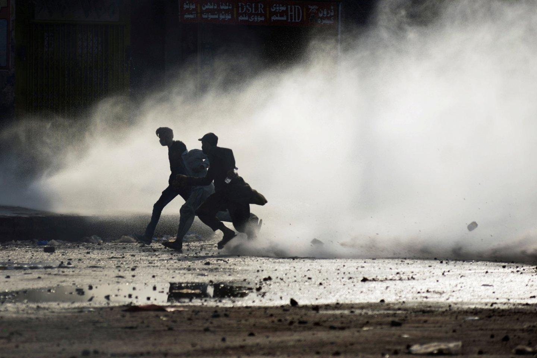 Prancūzija rekomenduoja savo piliečiams išvykti iš Pakistano. <br>Reuters/Scanpix nuotr.