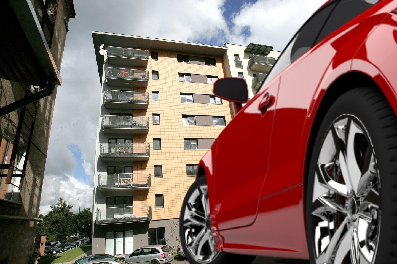 Vystytojai siūlo įdomių sprendimų, pavyzdžiui, būstą už automobilio kainą. Pavyzdžiui, 10 kv. m ploto loftas, kainuojantis 10–15 tūkst. eurų.<br>M.Patašiaus, 123 rf nuotr., lrytas.lt montažas