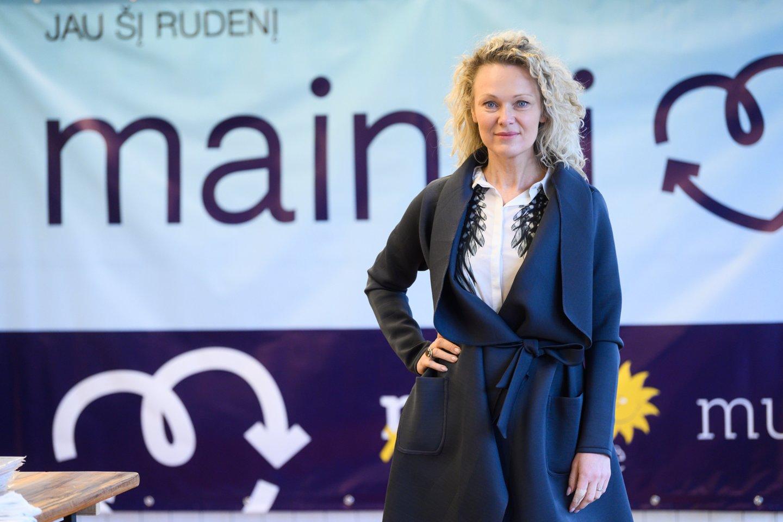 Mugės organizatorė Jurga Barbora Jauniškienė prisipažino, kad buvo abejonių ar organizuoti renginį.<br>V.Skaraičio nuotr.