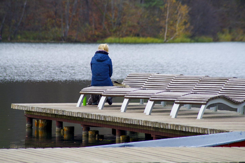 Lietuvius kamuoja ne tik nuovargis, bet ir baimės, beviltiškumo jausmai.<br>V.Ščiavinsko nuotr.