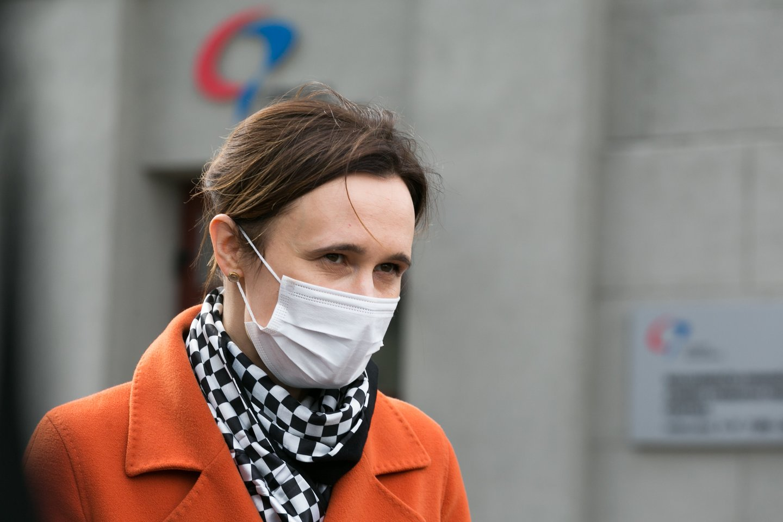 Viktorija Čmilytė-Nielsen.<br>T.Bauro nuotr.