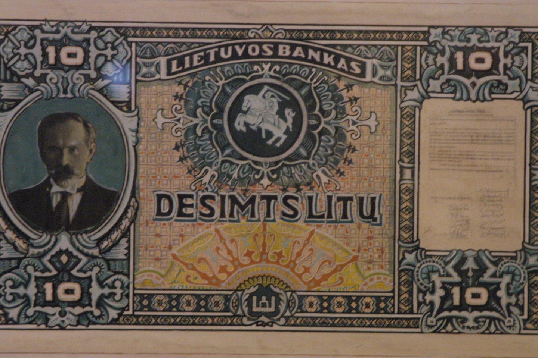 Lietuva iki 1931 m. savo skolą pareigingai mokėjo.<br>M. Patašiaus nuotr.