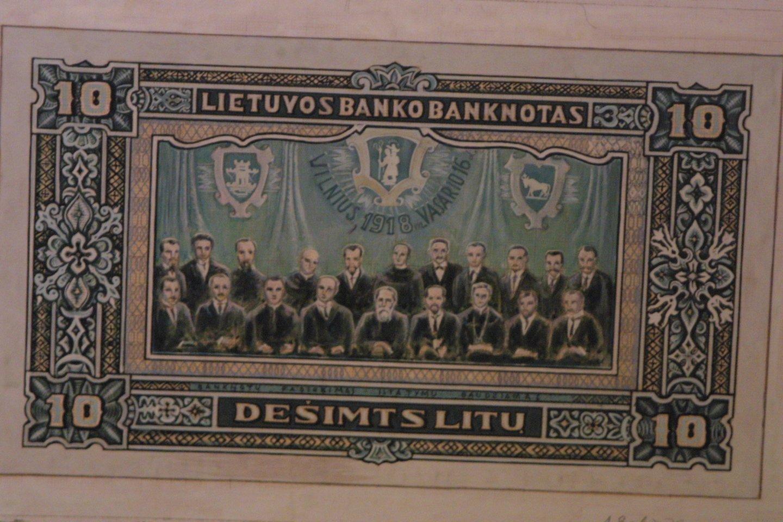 Iki 1934 m. Lietuva jau buvo JAV išmokėjusi 1,2 mln. JAV dolerių, įskaitant palūkanas.<br>M. Patašiaus nuotr.