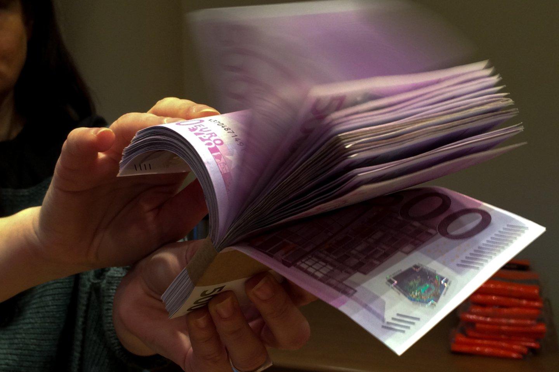Molėtų rajone gyvenantis vyras pervedė sukčiams daugiau nei 13 tūkst. eurų.<br>V.Ščiavinsko nuotr.