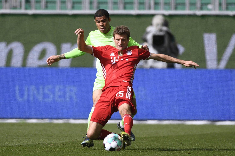 "Miuncheno ""Bayern"".<br>Reuters/Scanpix nuotr."