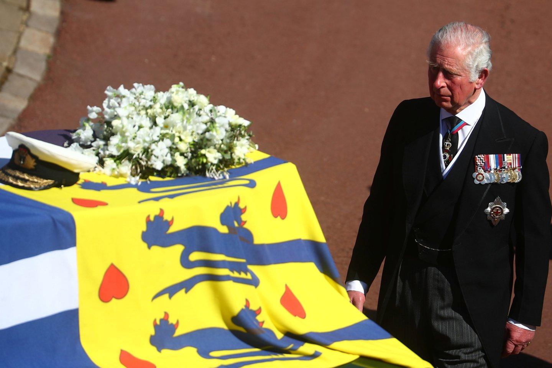 Pasaulis atsisveikino su princu Philipu.<br>Scanpix/RS nuotr.