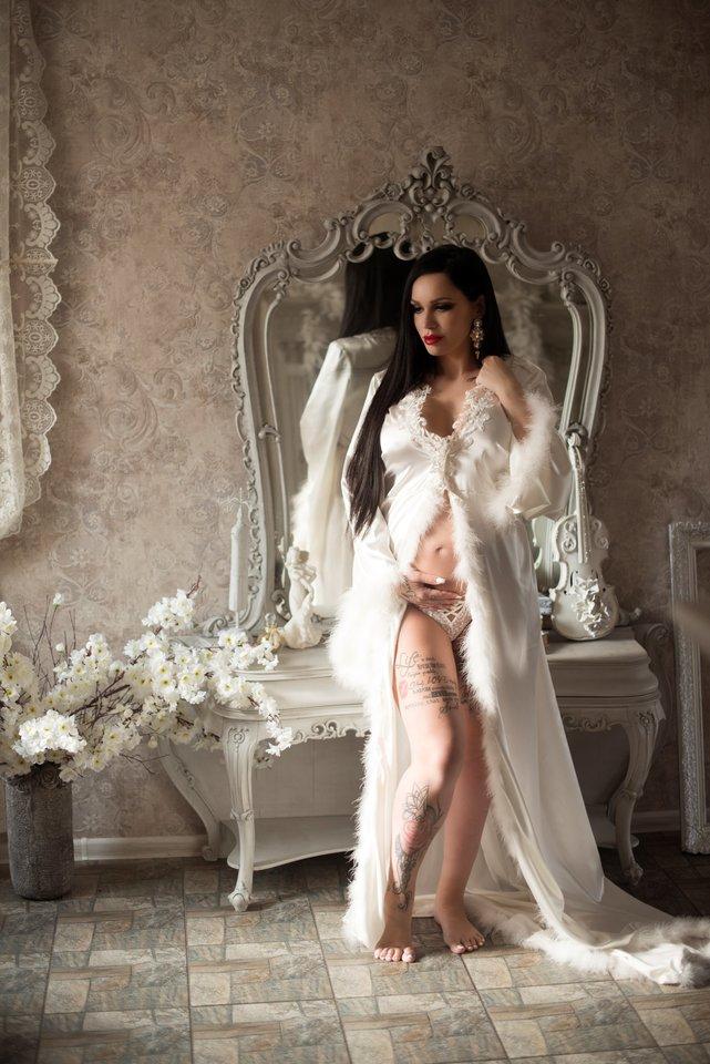 Lietuviškoji Kim Kardashian.<br>Asmeninio archyvo nuotr.