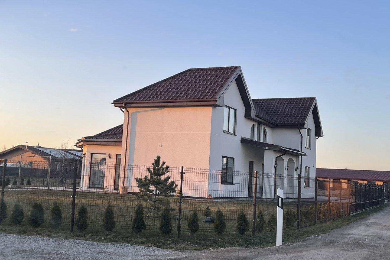 Naujas prabangus pirkinys - namas Klaipėdos rajone.<br>Asmeninio archyvo nuotr.