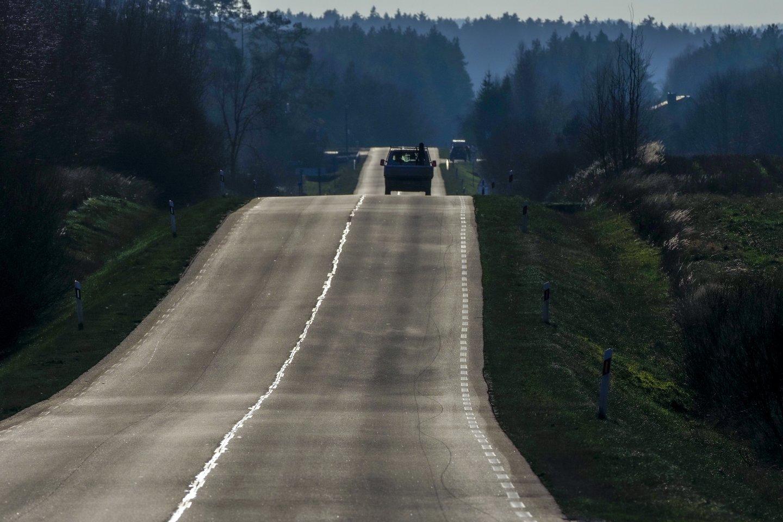 Koronaviruso pandemija ir toliau koreguoja naujų automobilių pardavimus Europos Sąjungos (ES) šalyse.<br>V.Ščiavinsko nuotr.
