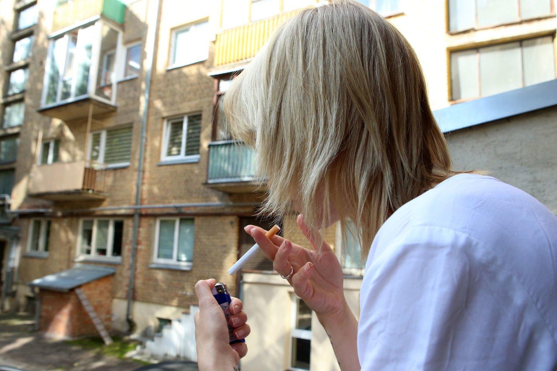 Lietuvos medikai kalba, kad pandemijos įtaka psichologinei būklei – neregima ir sunkiai pamatuojama karantino pusė, kurios tikrosios pasekmės išryškės tik ateityje.<br>M.Patašiaus asociatyvi nuotr.