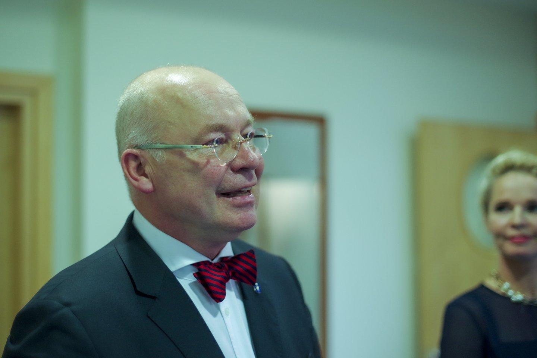 Pirmadienio rytą netikėtai mirė žinomas Lietuvos chirurgas profesorius Kęstutis Vitkus.<br>V.Ščiavinsko nuotr.