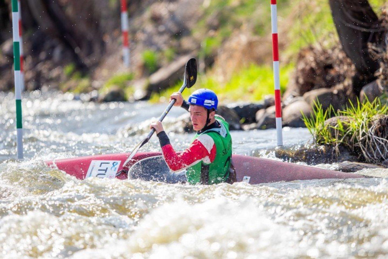 Baidarių slalomo varžybos<br>S.Čirbos nuotr.