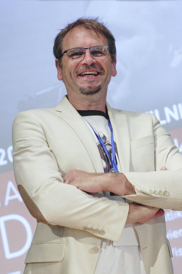 Marijonas Mikutavičius.<br>V.Ščiavinsko nuotr.