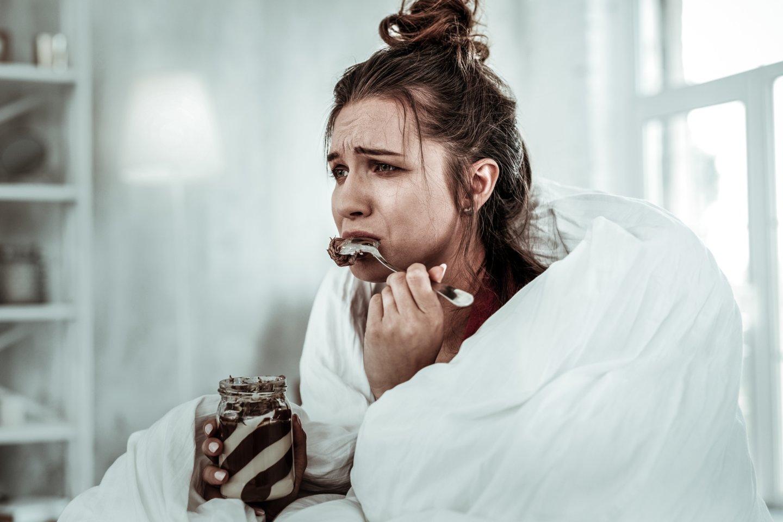Po skyrybų kenčiančioms moterims siūlo neleisti pinigų visokiems lektoriams ir koučeriams.<br>123rf.com asociatyvioji nuotr.