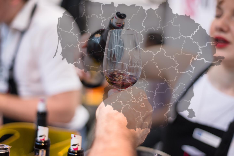 Lietuva padarė pažangą ir, kol kas neoficialiais Pasaulio sveikatos organizacijos (PSO) duomenimis, nebėra pirma pagal alkoholio suvartojimą pasaulyje.<br>Lrytas.lt koliažas