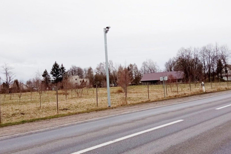 Kėdainių rajone įdiegiama vis daugiau eismo saugumą užtikrinančių priemonių.<br>Dimitrijaus Kuprijanovo nuotr.