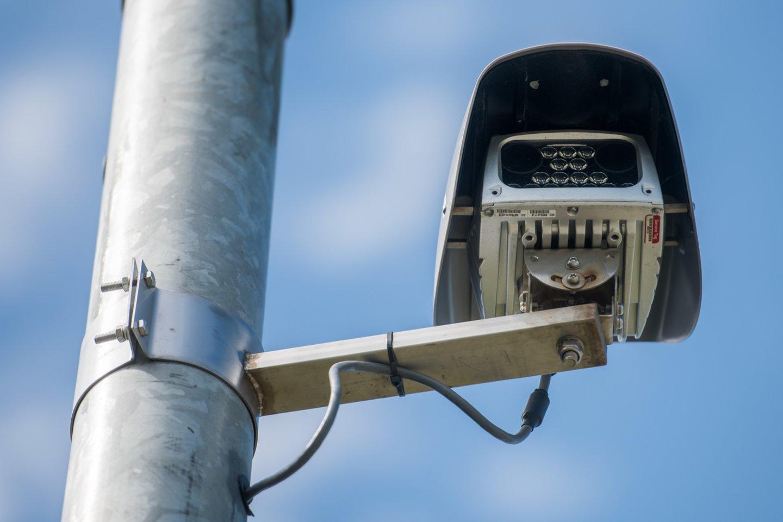 Kėdainių rajone įdiegiama vis daugiau eismo saugumą užtikrinančių priemonių.<br>D.Umbraso nuotr.