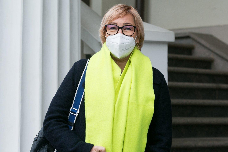 Jurgita Šiugždinienė<br>T.Bauro nuotr.