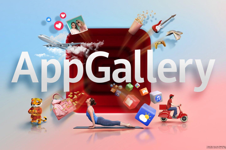 """Nuo tada, kai praėjusių metų vasarą programėlė """"Bolt"""" pasirodė oficialioje """"Huawei"""" parduotuvėje """"AppGallery"""", ji jau buvo atsisiųsta beveik 4 mln. kartų."""