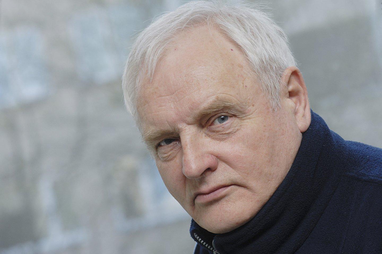 Kompozitorius Feliksas Bajoras.<br>D.Matvejevo nuotr.