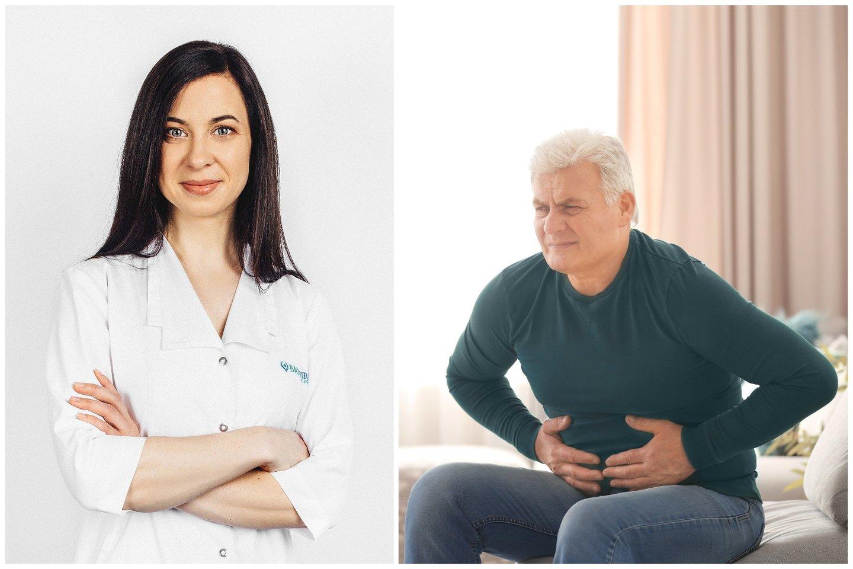 Nuo seno pastebėta, kad susirgimų skrandžio opalige padaugėja pavasarį.<br>123rf ir lrytas.lt koliažas