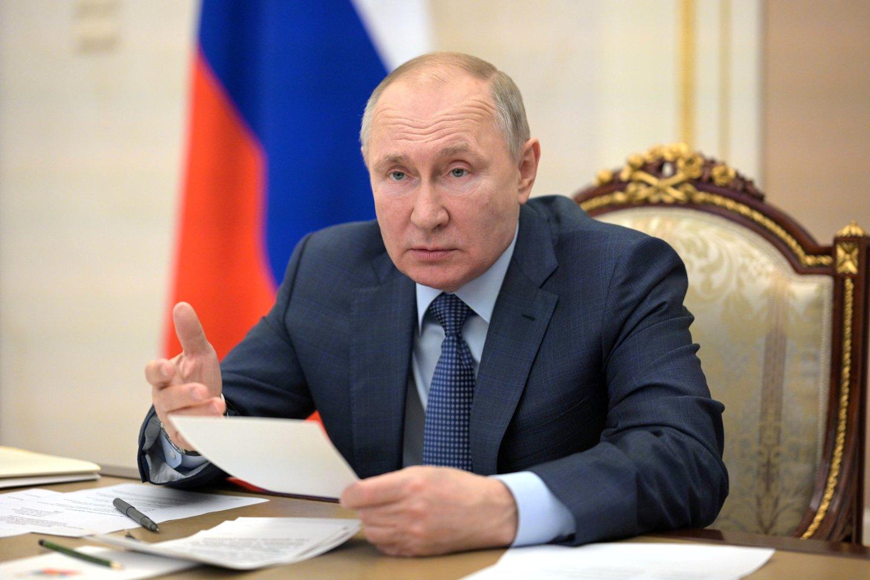 V.Putinas.<br>Reuters/Scanpix nuotr.