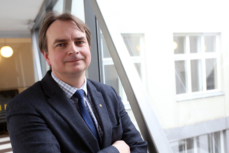 Petrikonis Kęstutis, prorektorius studijoms, Medicinos universitetas<br>M.Patašiaus nuotr.