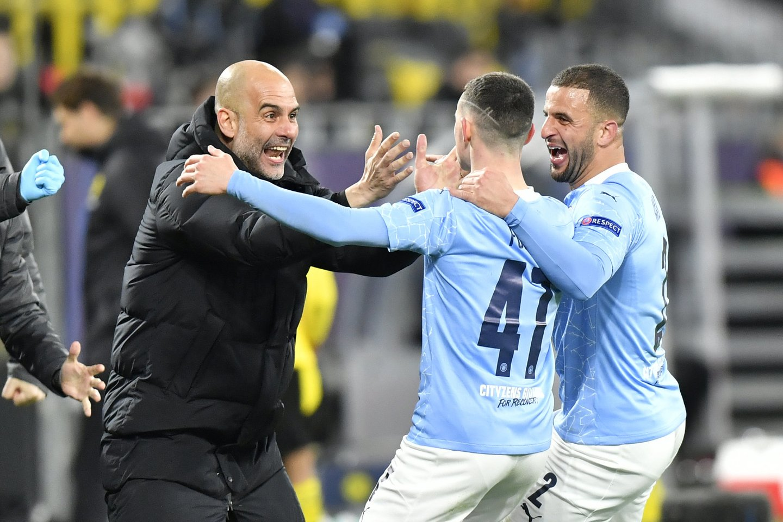 """Anglijos čempionate """"Manchester City"""" smarkiai lenkia kitas komandas.<br>AP/Scanpix nuotr."""