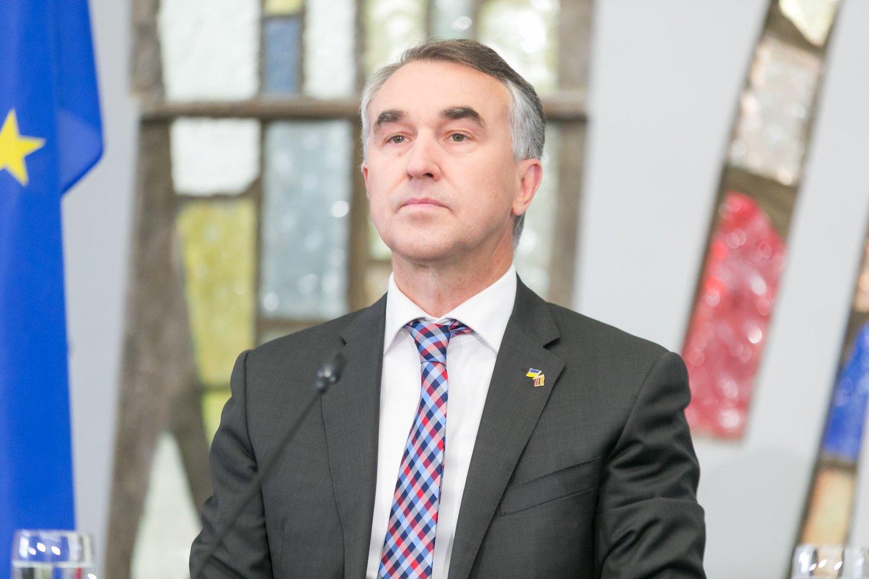 Petras Auštrevičius<br>T.Bauro nuotr.