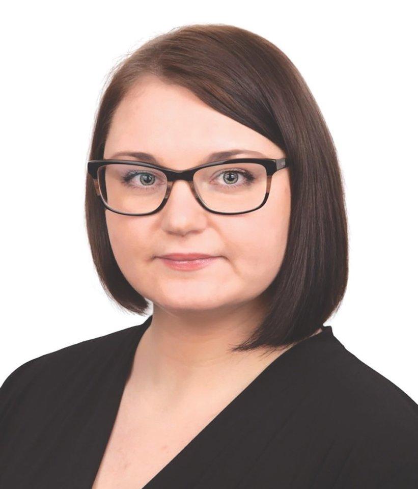 """Dr. Justina Slavinskienė<br>""""Rinkos aikštės"""" nuotr."""