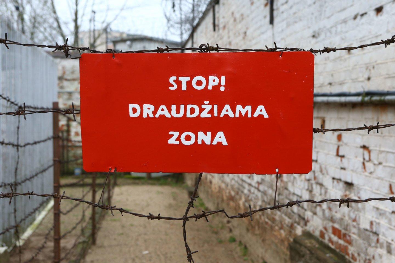 Šiaulių tardymo izoliatoriuje vagišiui teks atlikti 20 parų arešto bausmę.<br>G.Šiupario nuotr.