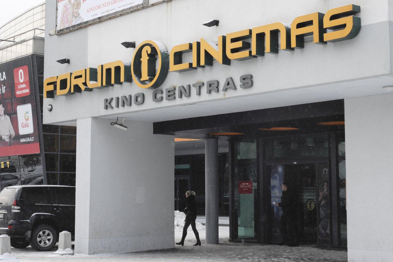 Atnaujinti veiklą skuba ne visi kino teatrai.<br>V.Ščiavinsko asociatyvi nuotr.