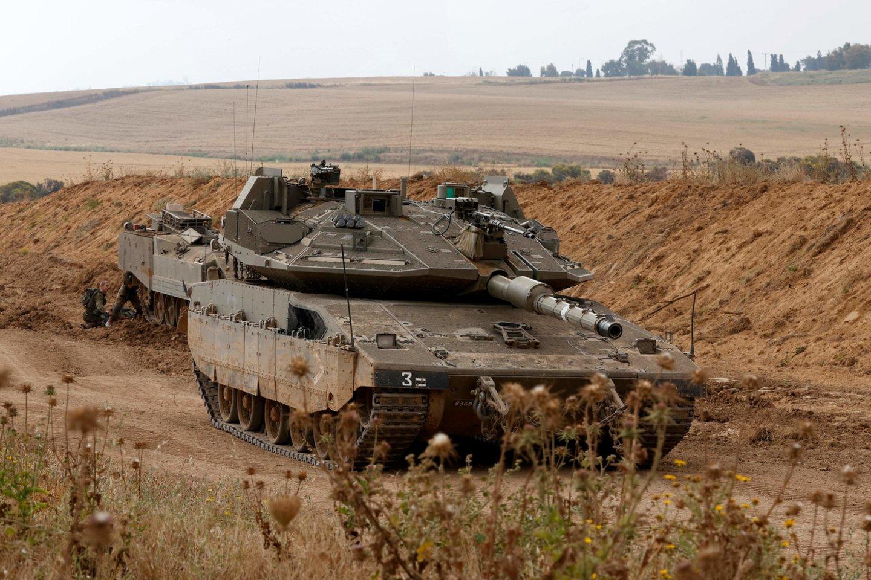Kaip pranešė Izraelio kariuomenė, į šalį paleistos 36 raketos – daugiausiai per vieną naktį šiemet. (Asociatyvi nuotr.)<br>AFP/Scanpix nuotr.