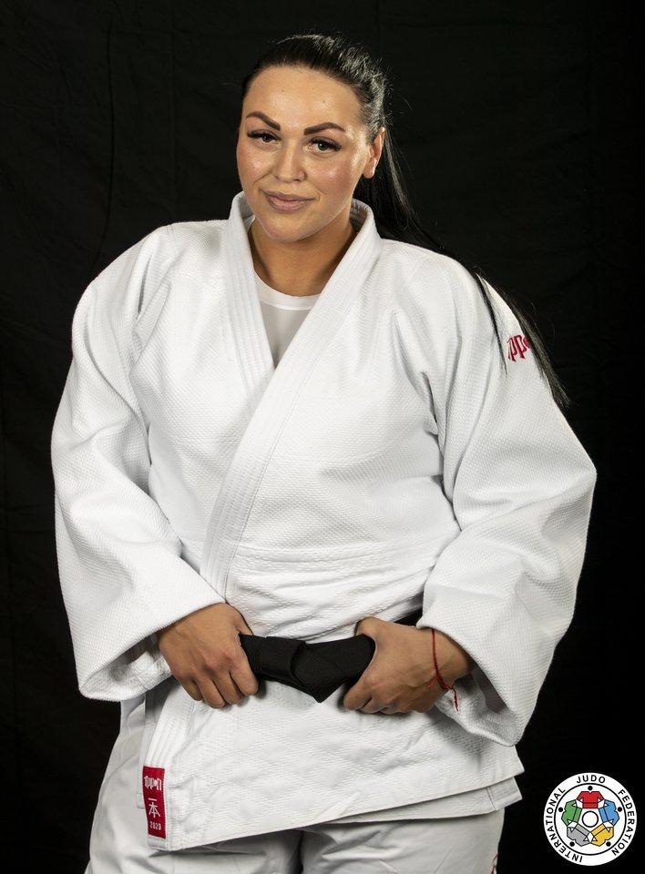Sandra Jablonskytė.<br>IJF.org nuotr.