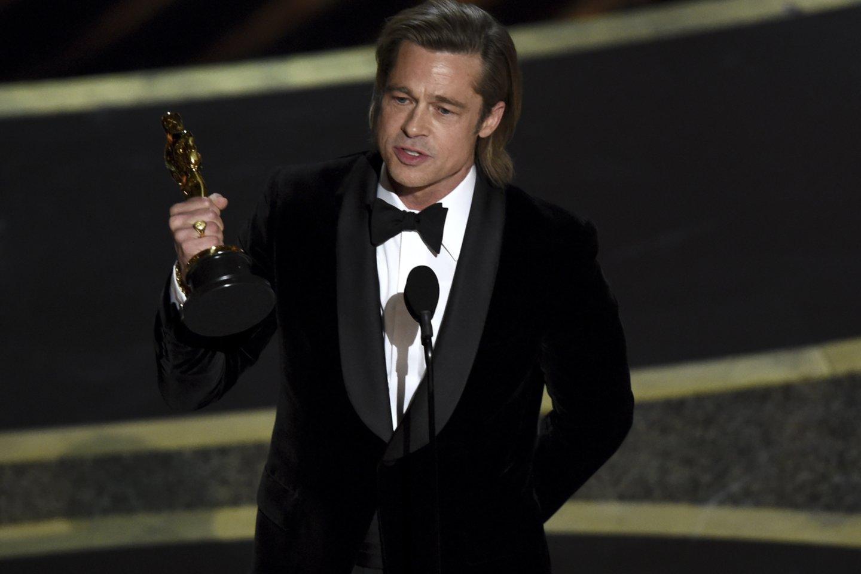 Bradas Pittas.<br>Scanpix nuotr.